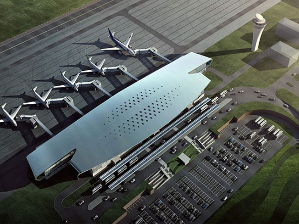 日照飞机场
